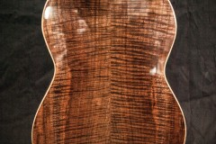 Black Walnut w/ Myrtle Binding Baritone