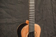 Ebony Tenor w/ Incense Cedar Top